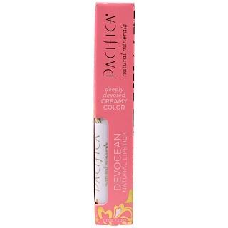Pacifica, Devocean, Natural Lipstick, XOX, .07 oz (2.0 g)