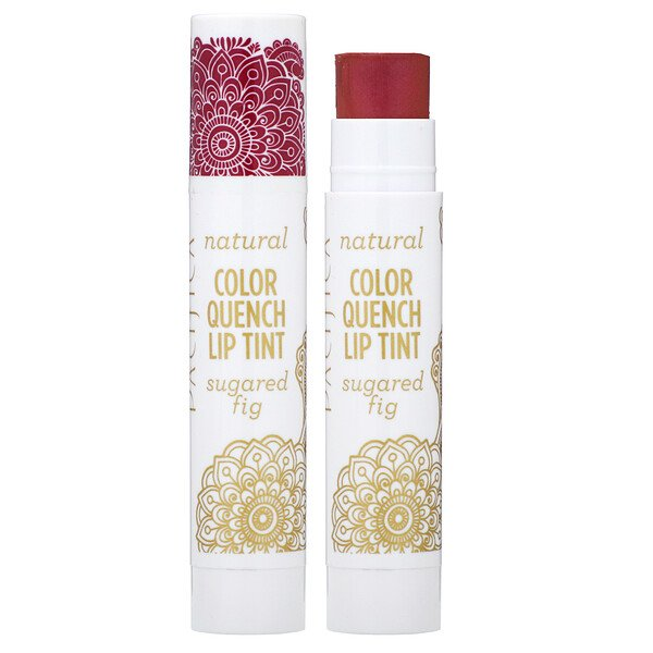 Natural Color Quench Lip Tint, Sugared Fig, 0.15 oz (4.25 g)