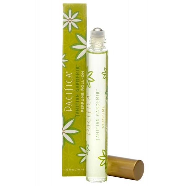 Pacifica, Perfume Roll-On, Tahitian Gardenia, 、33 fl oz (10 ml)