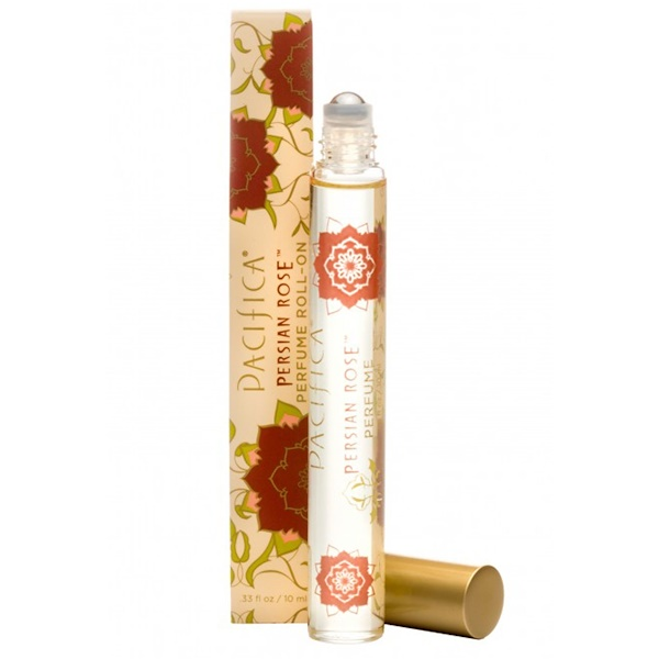 Pacifica, Perfume Roll-On, Persian Rose, .33 fl oz (10 ml) (Discontinued Item)