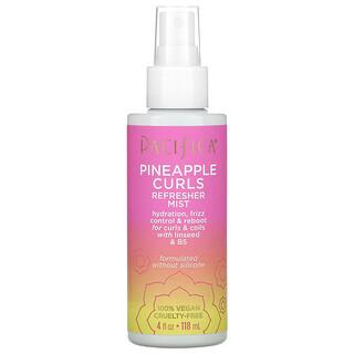 Pacifica, Pineapple Curls, Refresher Mist, 4 fl oz (118 ml)