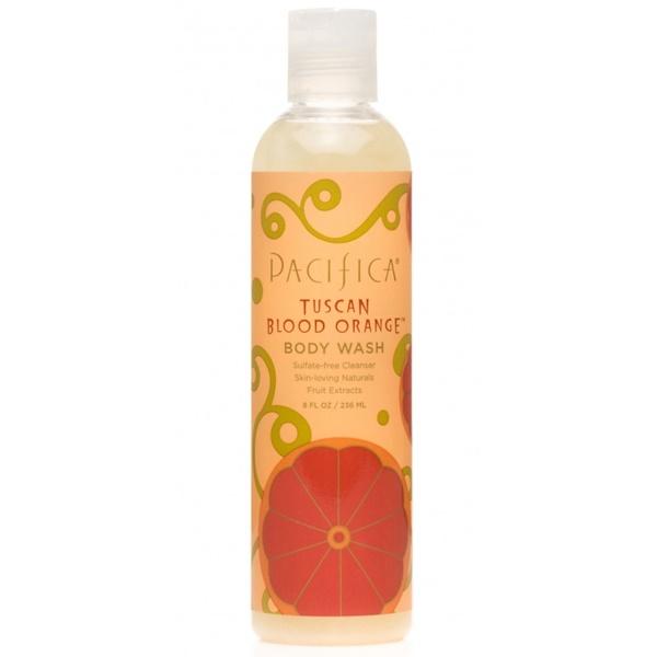 Pacifica, Body Wash, Tuscan Blood Orange, 8 fl oz (236 ml) (Discontinued Item)