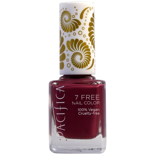 Pacifica, 7 Free Nail Color, Bianca, 0.45 fl oz (13.3 ml)