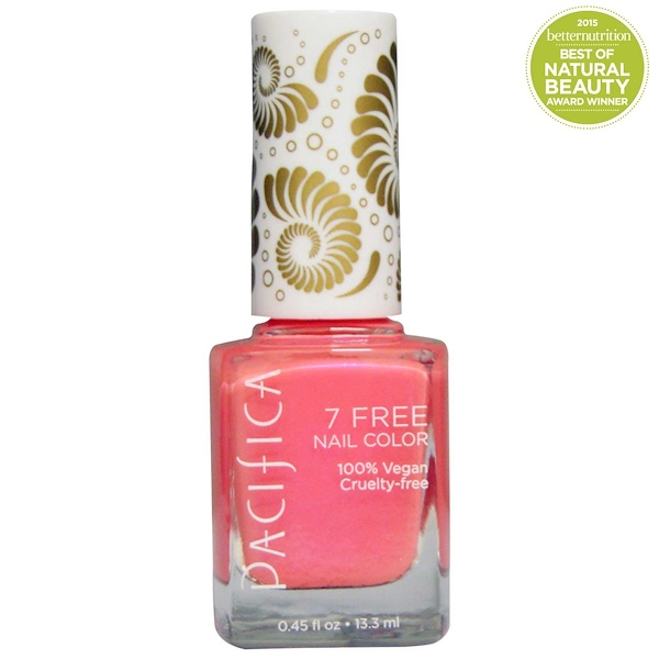 Pacifica, 7 Free Nail Color, Daydreamer, 0.45 fl oz (13.3 ml) (Discontinued Item)