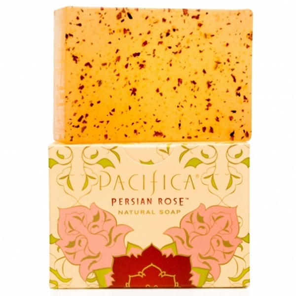 Pacifica, Natural Soap, Persian Rose,  6 oz (170 g) (Discontinued Item)