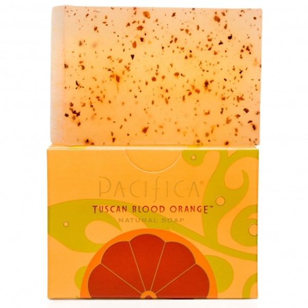 Pacifica, Natural Soap, Tuscan Blood Orange, 6 oz (170 g) (Discontinued Item)