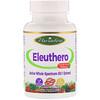 Paradise Herbs, Eleuthero, 60 Vegetarian Capsules