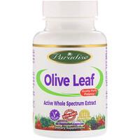 Olive Leaf, 60 Vegetarian Capsules - фото