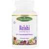 Paradise Herbs, Reishi, Supreme Red Ling Zhi, 60 Vegetarian Capsules