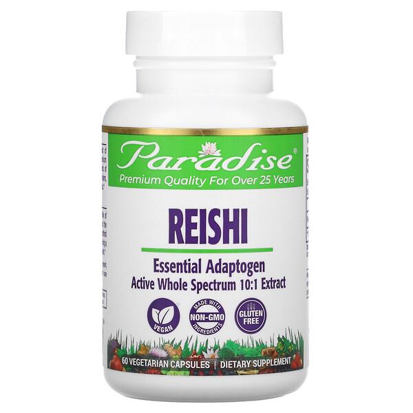 Reishi, 60 Vegetarian Capsules