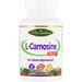 L-карнозин, 60 вегетарианских капсул - изображение