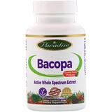 Отзывы о Paradise Herbs, Бакопа, 60 вегетарианских капсул
