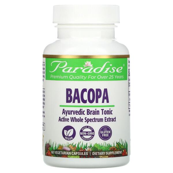 Бакопа, 60 вегетарианских капсул