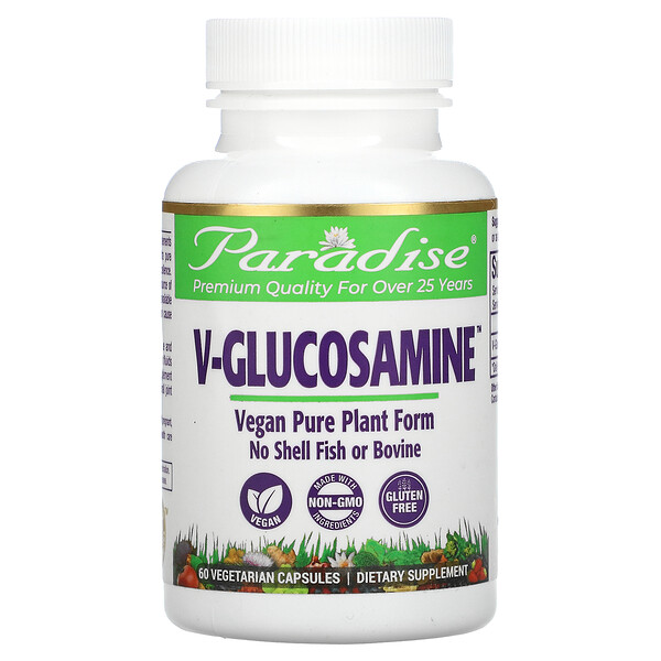 V-Glucosamine, 60 Vegetarian Capsules