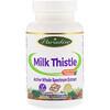 Paradise Herbs, Milk Thistle, 120 Vegetarian Capsules