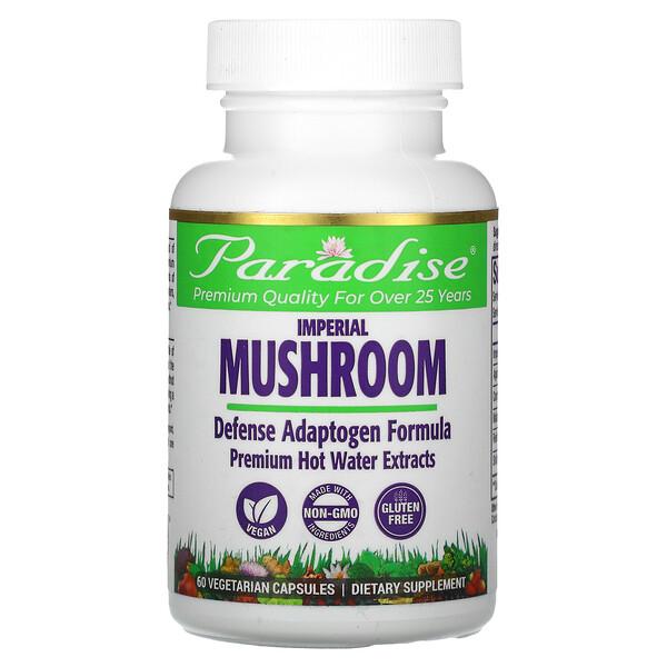 Imperial Mushroom, 60 Vegetarian Capsules