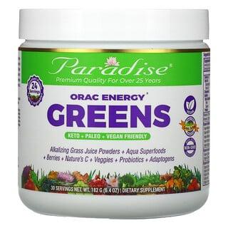 Paradise Herbs, CARO-Verduras energéticas, 6.4 oz (182 g)