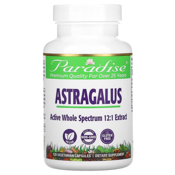 Astragalus, 120 Vegetarian Capsules