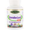 Paradise Herbs, Листья банаба, 180 овощных капсул