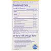 Paradise Herbs, Med Vita, Omega Sure, Omega-3 Fish Oil, 1,000 mg, 30 Gelatin Free Liquid Vgels