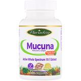 Отзывы о Paradise Herbs, Mucuna, 60 Vegetarian Capsules