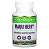 Paradise Herbs, Maqui Berry, 60 Vegetarian Capsules