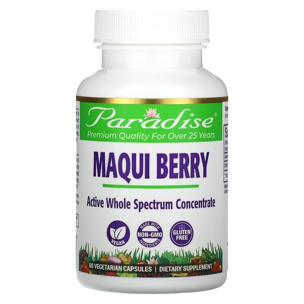 Maqui Berry, 60 Vegetarian Capsules