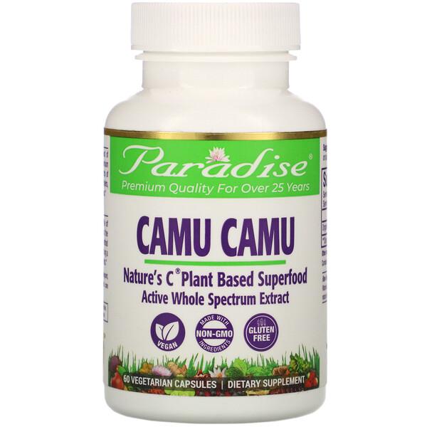 Camu Camu, 60 Vegetarian Capsules