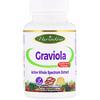 Paradise Herbs, Graviola, 60 Vegetarian Capsules
