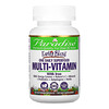 Paradise Herbs, Earth's Blend, One Daily Superfood Multi-Vitamin with Iron, 60 Vegetarian Capsules
