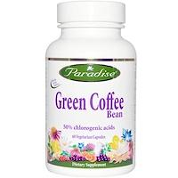 paradise herbs green coffee svetol 60 veggie caps