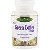 Paradise Herbs, зеленые кофейные бобы, 60 вегетарианских капсул