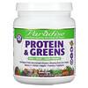 Paradise Herbs, Protein & Greens, Vanilla, 16 oz (454 g)