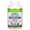 Paradise Herbs, Earth's Blend, One Daily Superfood Multi-Vitamin with Iron, 120 Vegetarian Capsules
