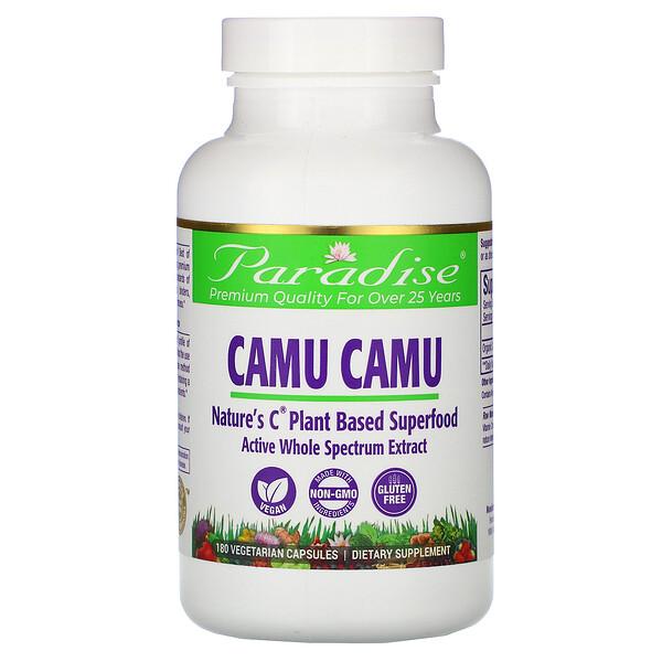 Camu Camu, 180 Vegetarian Capsules