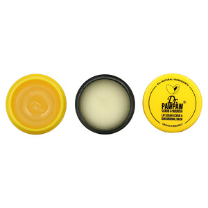 Dr. PAWPAW, Lip Sugar Scrub & Original Balm, 0.55 fl oz (16 g)