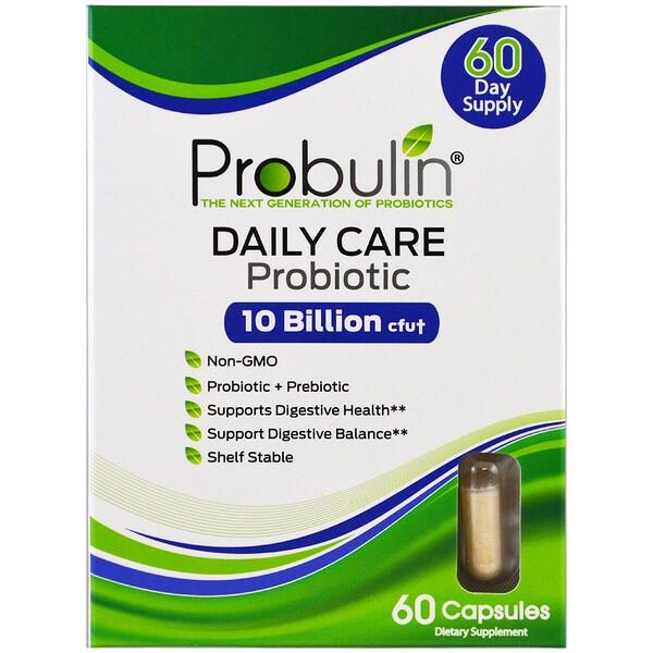 Probulin, 日常護理,益生菌膠囊,60 粒
