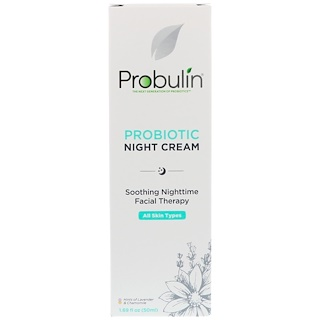 Probulin, Probiotic Night Cream, 1.69 fl oz (50 ml)