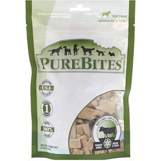 Pure Bites, Freeze Dried, Dog Treats, Beef Liver, 4.2 oz (120 g)