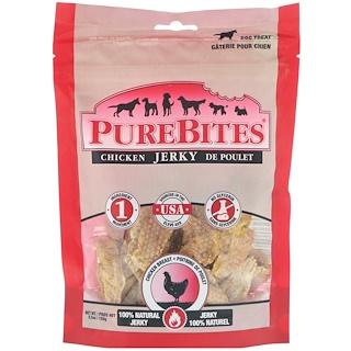 Pure Bites, Chicken Jerky, Dog Treats, Chicken Breast , 5.5 oz (156 g)