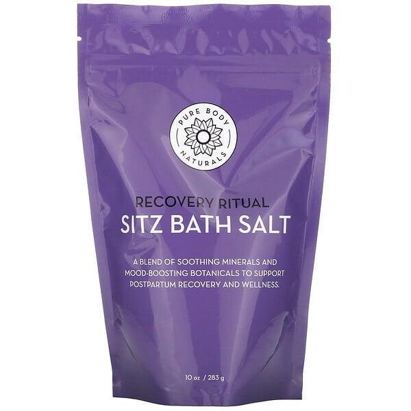 Recovery Ritual, Sitz Bath Salt, 10 oz (283 g)