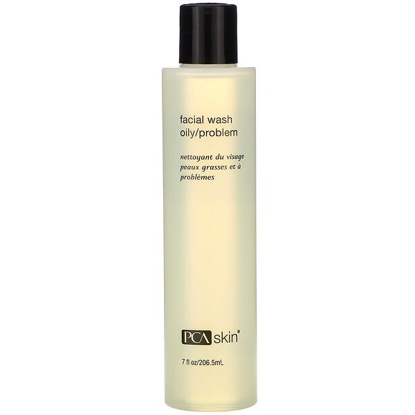 Facial Wash Oily/Problem,  7 fl oz (206.5 ml)