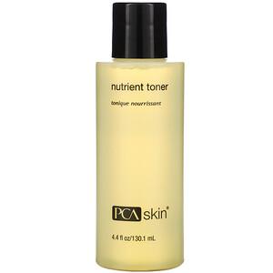 PCA Skin, Nutrient Toner, 4.4 fl oz (130.1 ml) отзывы