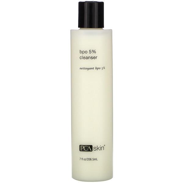 PCA Skin, BPO 5% Cleanser, 7 fl oz (206.5 ml)