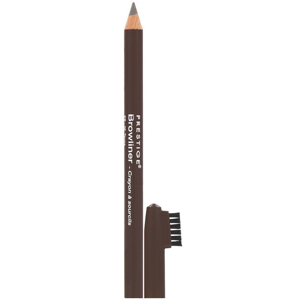 Prestige Cosmetics, Browliner, Earth Brown, .04 oz (1.1 g) (Discontinued Item)