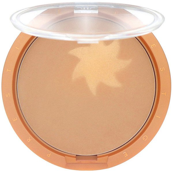 Prestige Cosmetics, Sunflower, Illuminating Bronzing Powder, Terra, 20 g (.70 oz) (Discontinued Item)