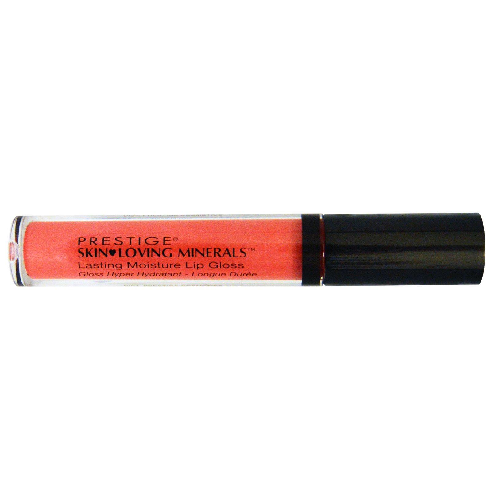 Prestige Cosmetics, Минералы с любовью к коже, Стойкий увлажняющий блеск для губ, Нежный розовый