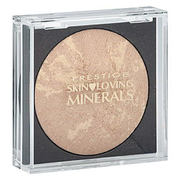 Prestige Cosmetics, Sun Baked Mineral Bronzing Powder, Pure Shimmer, .28 oz (8 g)