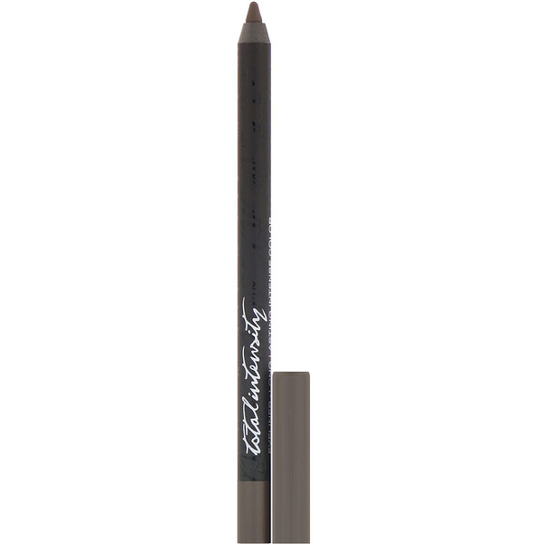 Prestige Cosmetics, Total Intensity Eyeliner Long Lasting Intense Color, Bold Brown, .04 oz (1.2 g) (Discontinued Item)