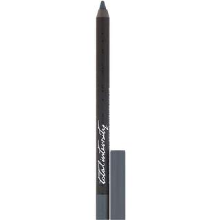 Prestige Cosmetics, トータルインテンシティ アイライナー ロングラスティングインテンスカラー、 フィアースブルー、 .04 oz (1.2 g)
